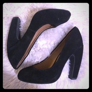 Excellent Condition Curved Pumps Size 6 UO